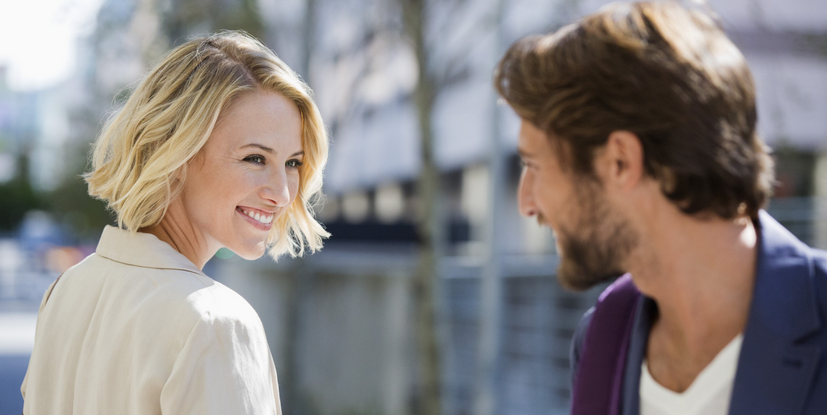 Signs Of Attraction In Body Language